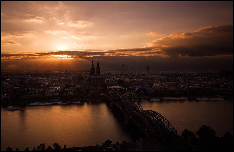 Ansichten des Kölner Doms 7