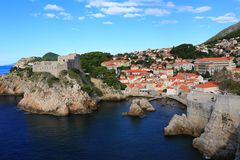 Ansichten von Dubrovnik
