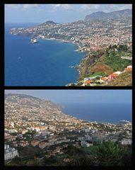Ansichten von Funchal