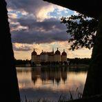Ansichtskarte Moritzburg
