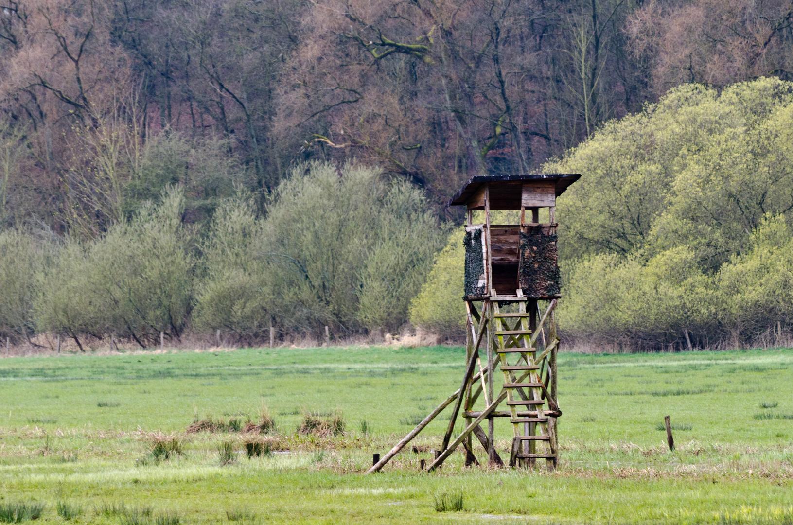 Ansitz an der Ilmenau bei Lüneburg