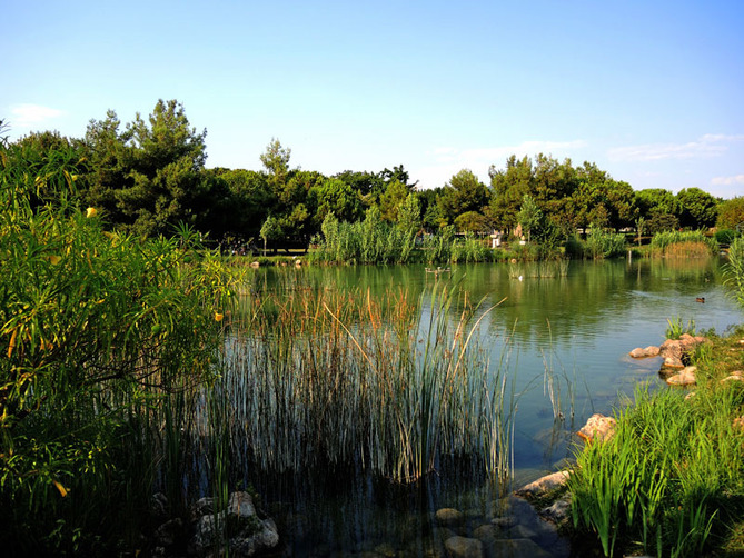 Antalia park