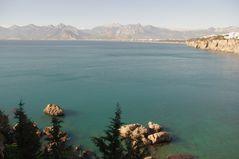 Antalya, entre mer et montagne ....