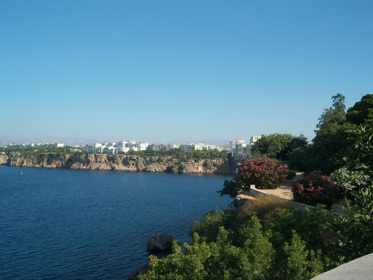 Antalya in der Türkei