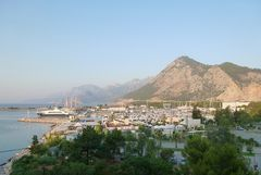 Antalya - Unser Start- und Zielhafen