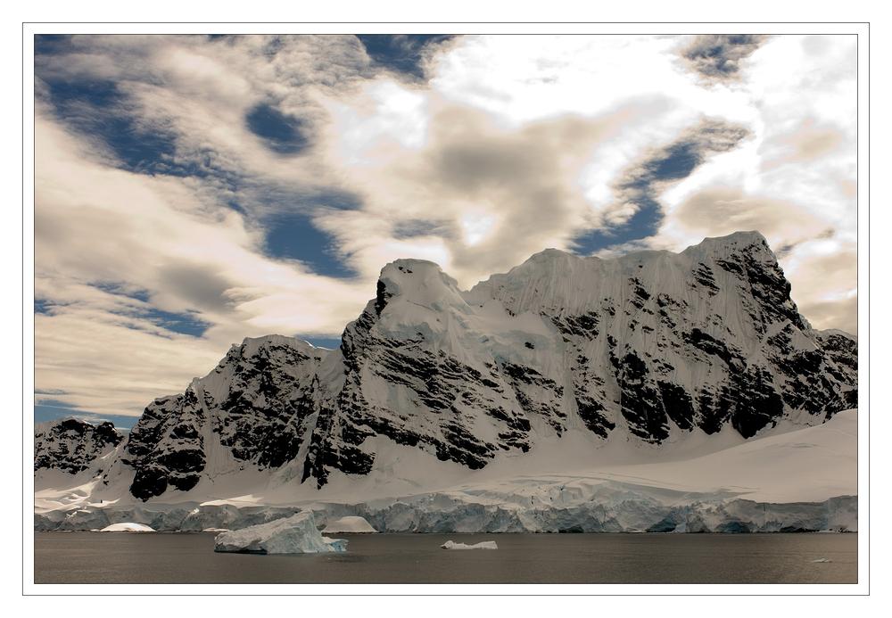 """Antarctic Twilight"""