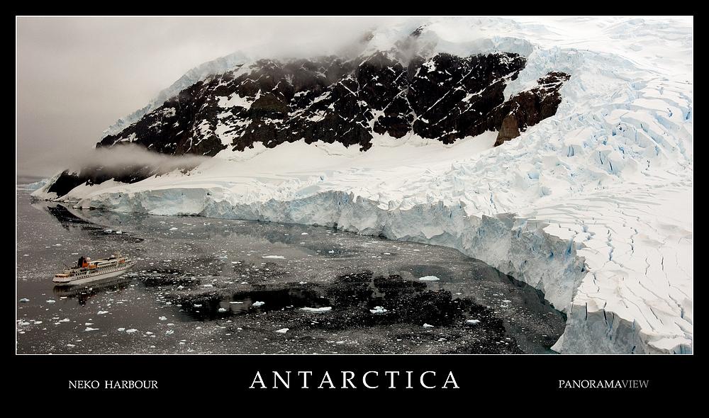 [ Antarctica • Neko Harbour ]