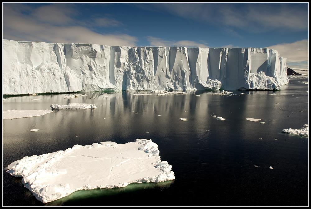 [ Antarctica • Remote Planet ]