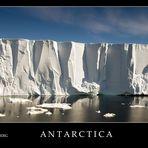[ Antarctica • Tabular Iceberg ]