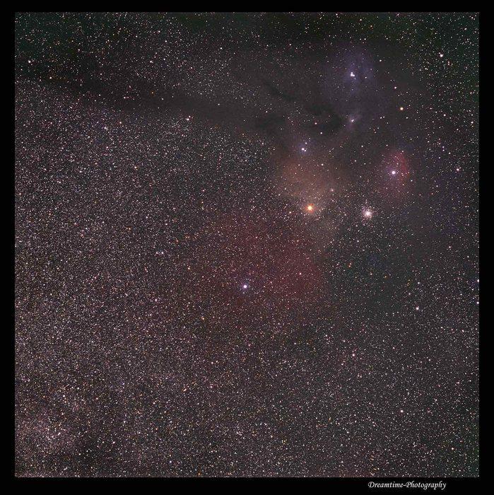 Antares - Nebelregion