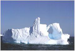 Antarktis 1: Mächtige Eisberge