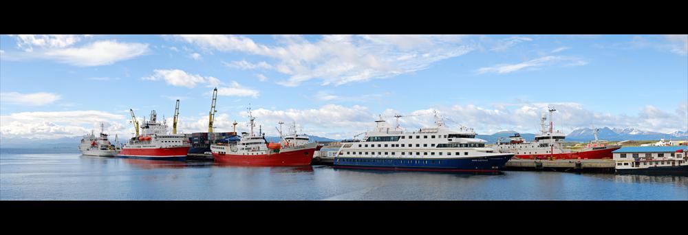 Antarktis Schiffe