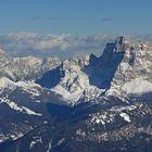 Antelao und Pelmo - grandiose Dolomiten-Berge