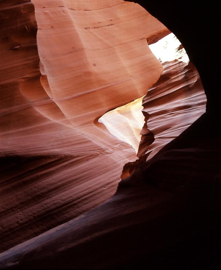 Antelop Canyon 1/3