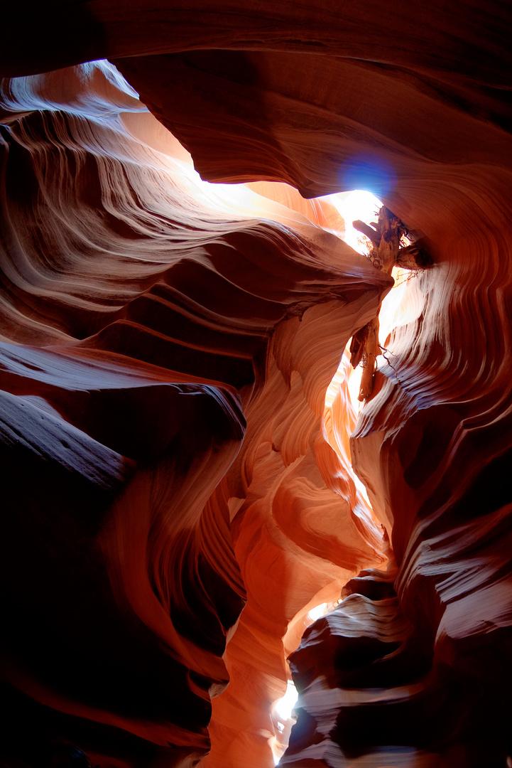 Antelope Canyon -2