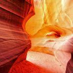 Antelope Canyon, USA Page, Arizona