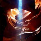 Antelope Canyon zwischen 11 und 12