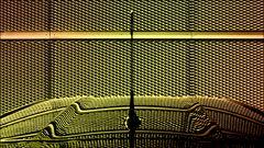 Antenne mittig