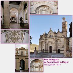 Antequera · Real Colegiata de Santa María la Mayor