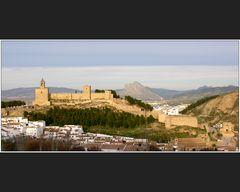 Antequera und der Peña de los Enamorados