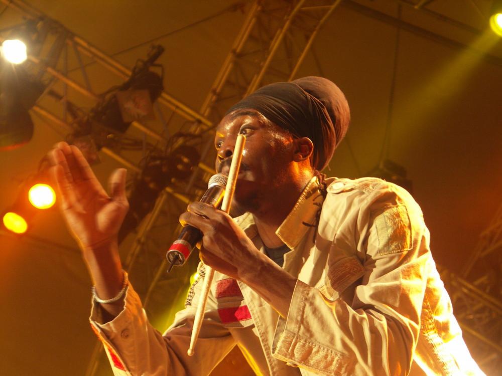 Anthony B. on Summer Jam 2007