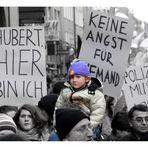 Anti-WEF Demo: Immer diese Demos