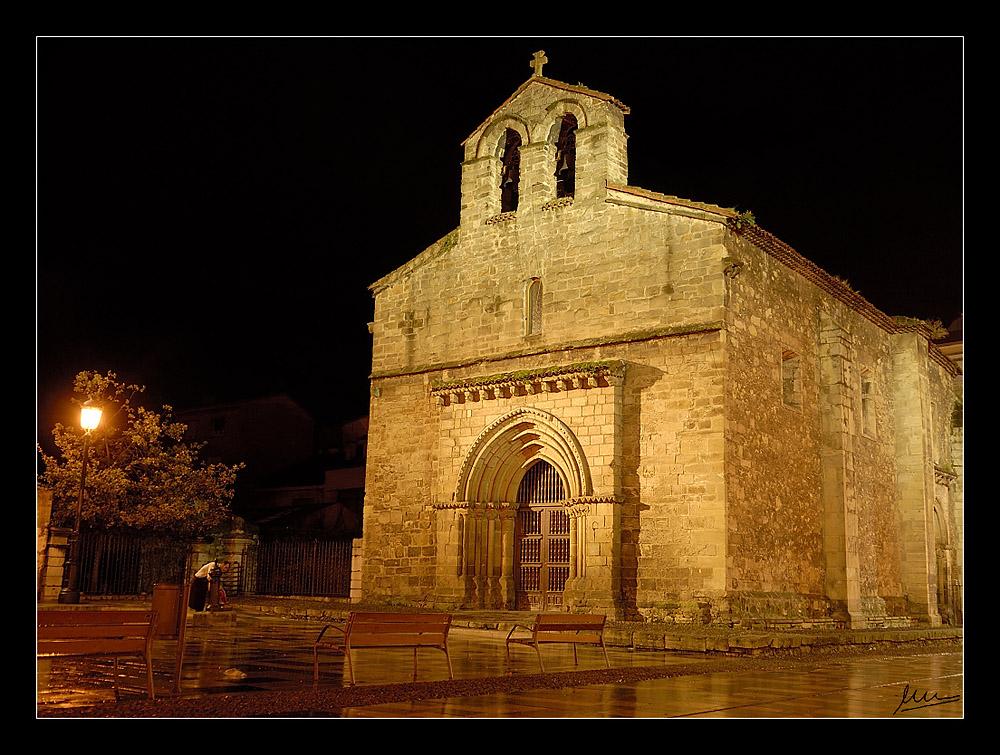 Antigua iglesia de Sabugo