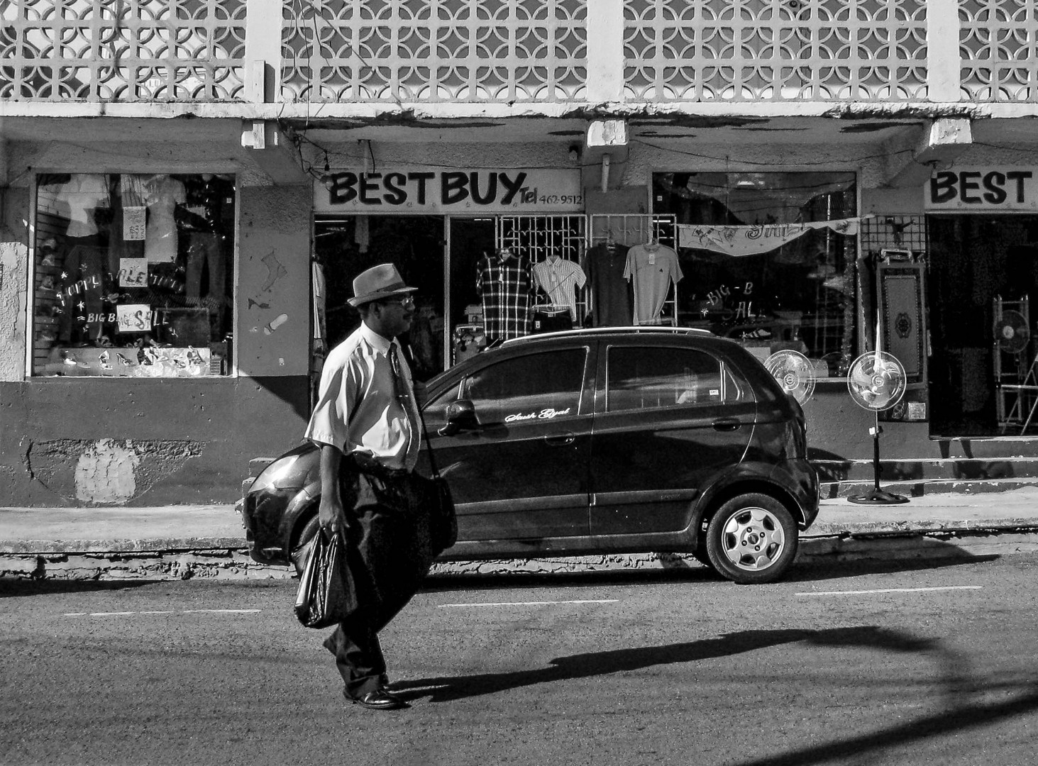 Antigua_ street