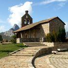 Antigüa ermita del pueblo de Riaño