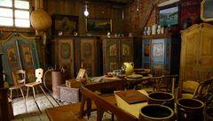 """""""Antik - Museum in der Scheuer der berühmten Oberen Mühle in Bad Oberdorf Oberallgäu 1"""""""