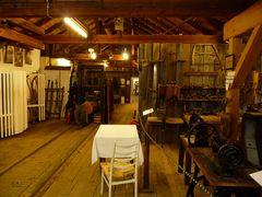 """""""Antik - Museum in der Scheuer der berühmten Oberen Mühle in Bad Oberdorf Oberallgäu 17 Ende"""""""