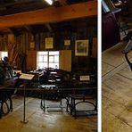 """""""Antik - Museum in der Scheuer der berühmten Oberen Mühle in Bad Oberdorf Oberallgäu 5"""""""