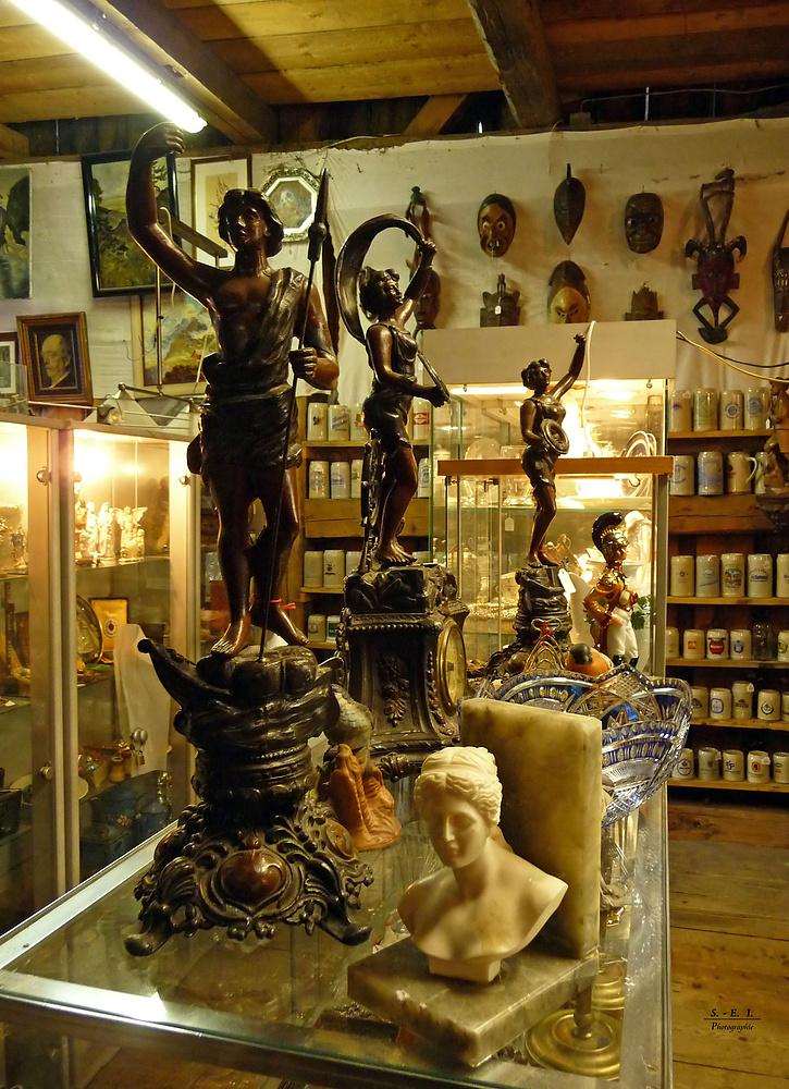 """""""Antik - Museum in der Scheuer der berühmten Oberen Mühle in Bad Oberdorf Oberallgäu 7"""""""