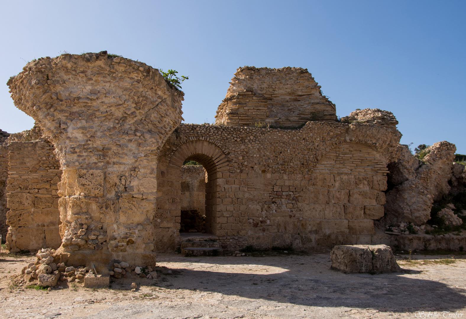 Antike Mauern