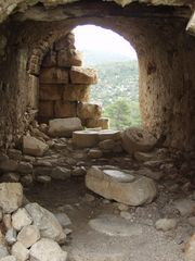 Antike Ölmühle