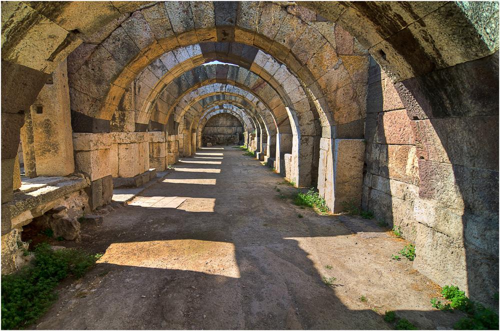 Antiker Marktplatz Agora, Izmir