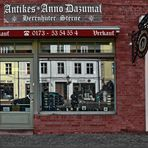 Antikes Anno Dazumal - Potsdam - Dienstag ist Spiegeltag