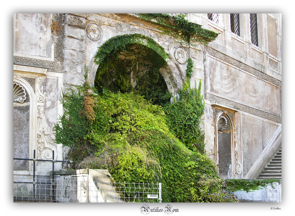 Antikes Rom Das verschlossene Tor