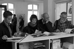 Anton Corbijn Ausstellung in Monschau 1