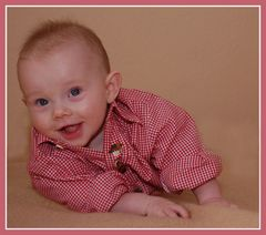 Anton, heute 5 Monate alt.