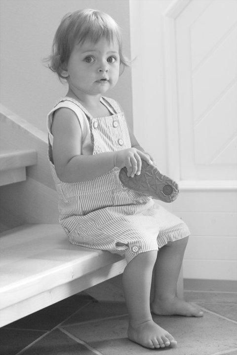 Antonia, 14 Monate