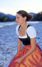 Antonia an der Isar