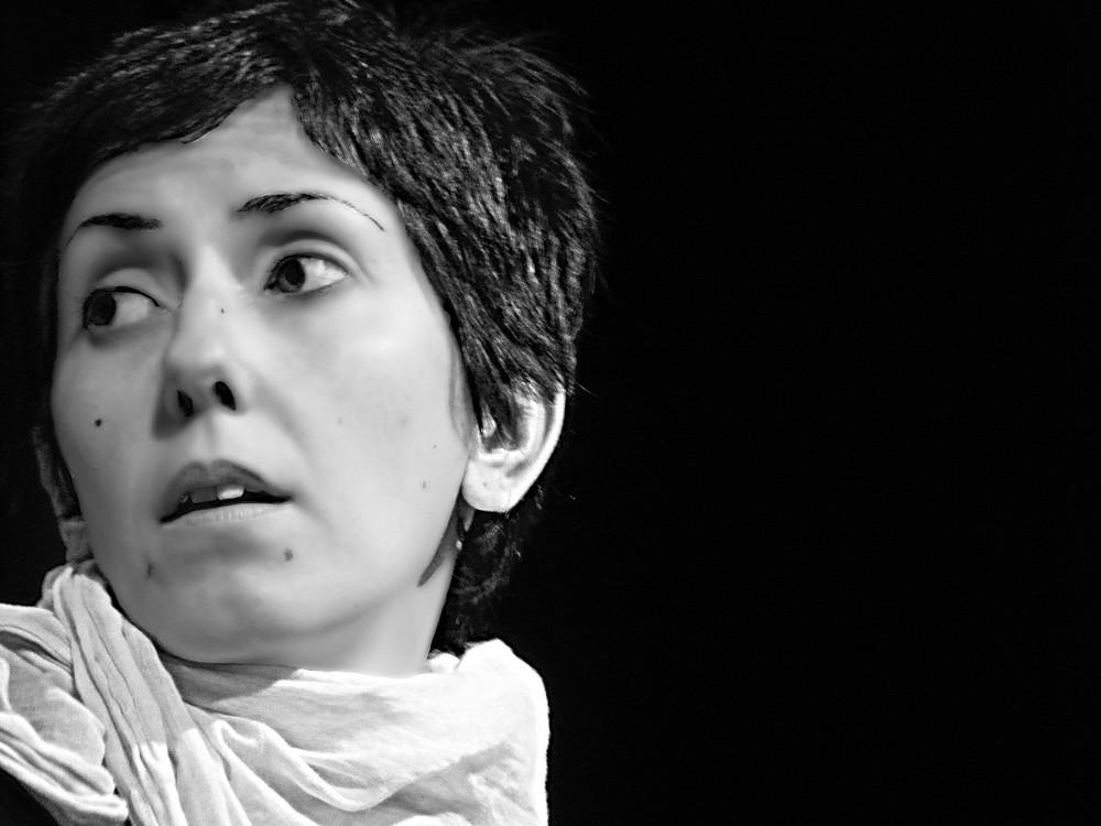 Antonia Paradiso (prove in scena)