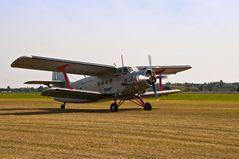 Antonov AN-2 beim Flyin Fürstenfeldbruck