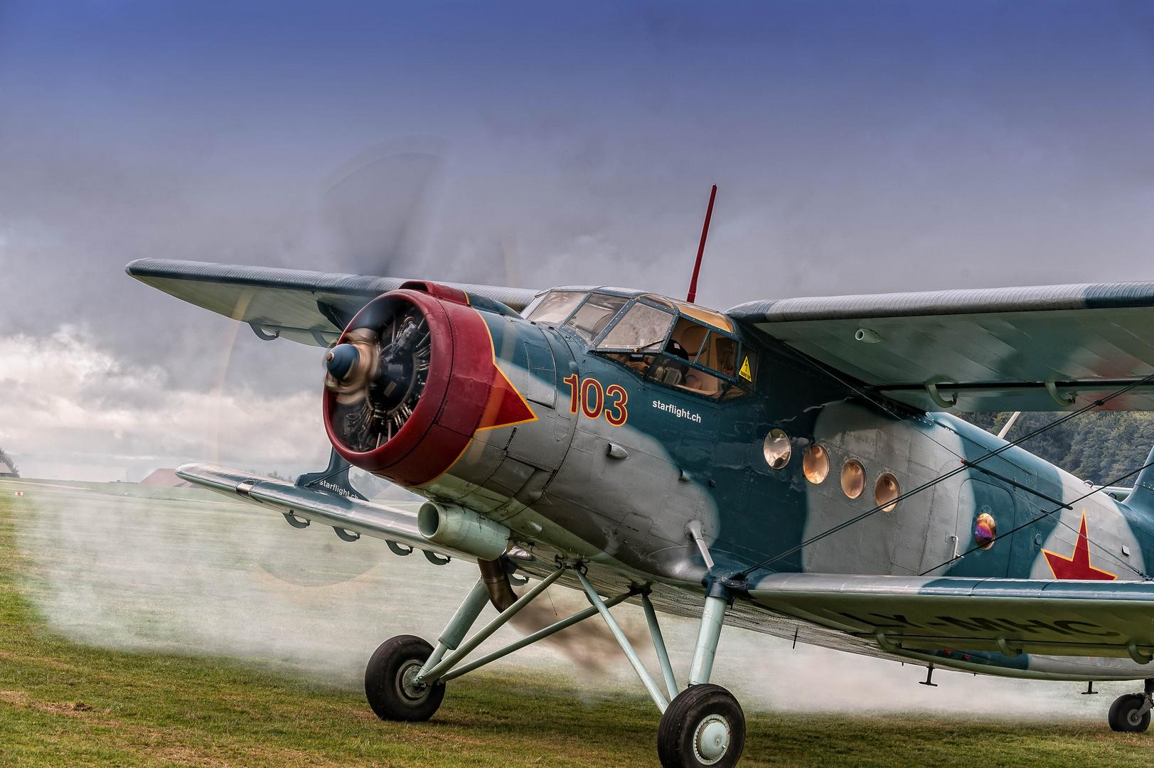 Antonov AN-2 Bild 1