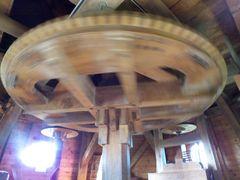 Antriebsrad Windmühle
