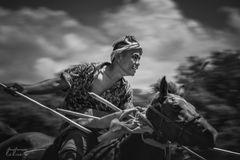 Antusiasme, zu Deutsch Begeisterung ~ Pasola, Sumba Barat
