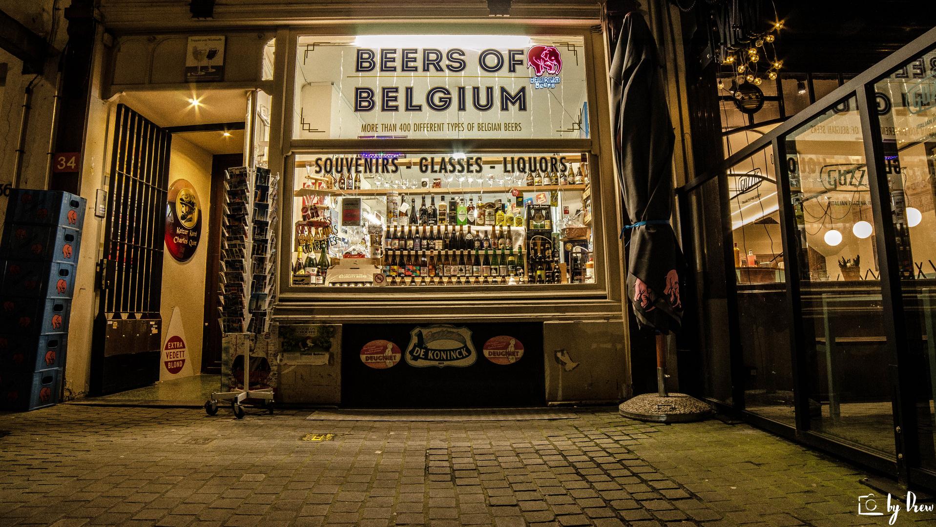 Antwerp nightlights