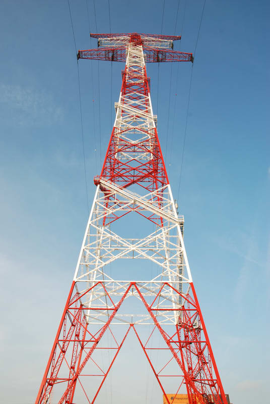 Antwerp Port: High Voltage Giant