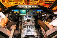 ANZ Dreamliner Flight Deck